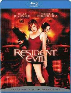 Resident Evil (2002) Hindi Dual Audio Movie 200Mb hevc BRRip