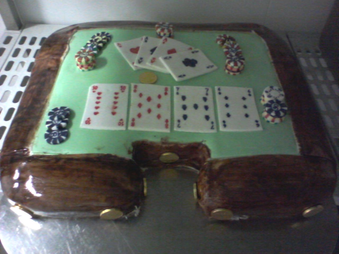 Le creazioni di miky tavolo da poker for Tavolo poker