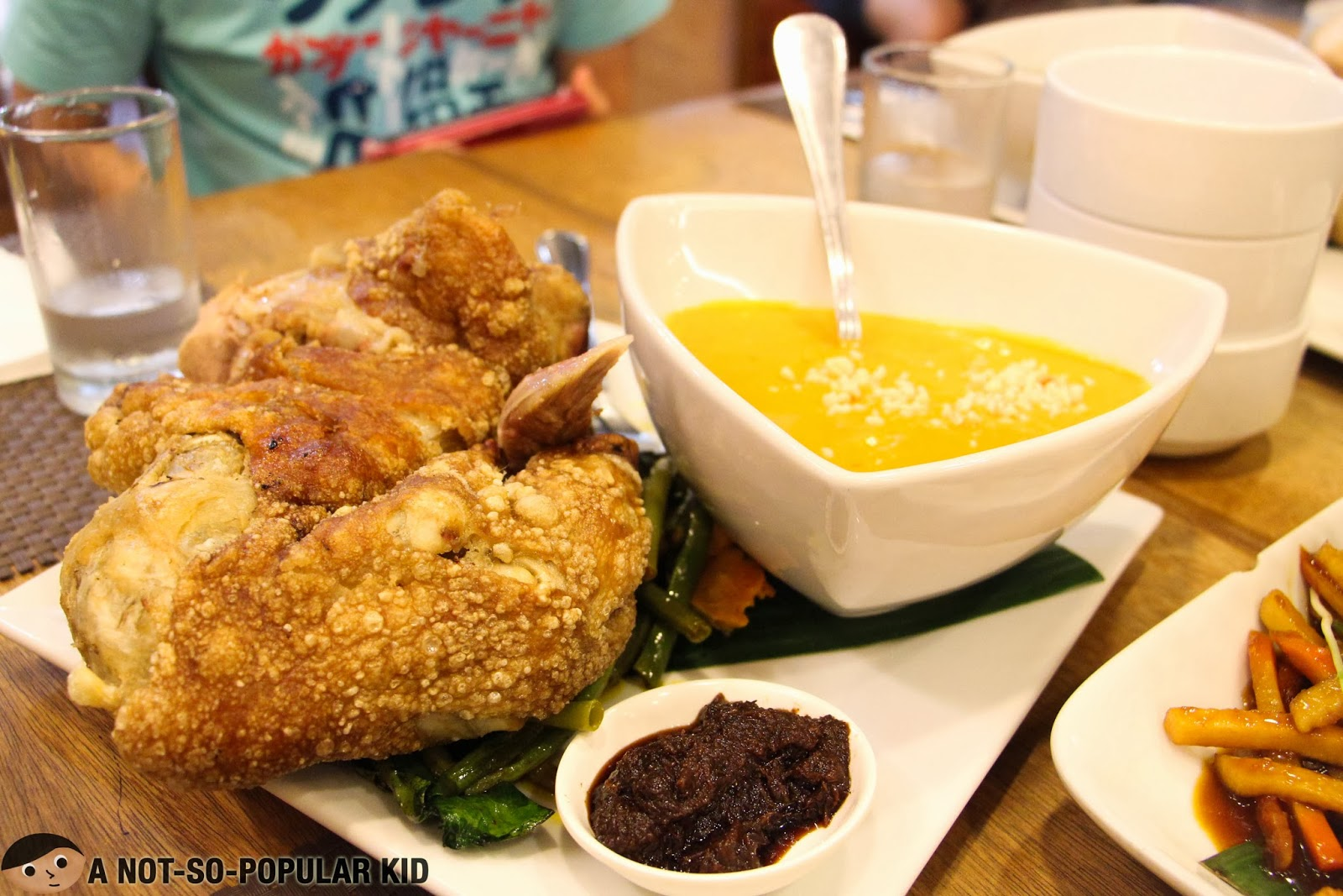 The best-selling and great tasting Crispy Kare-Kare of C2 Classic Cuisine