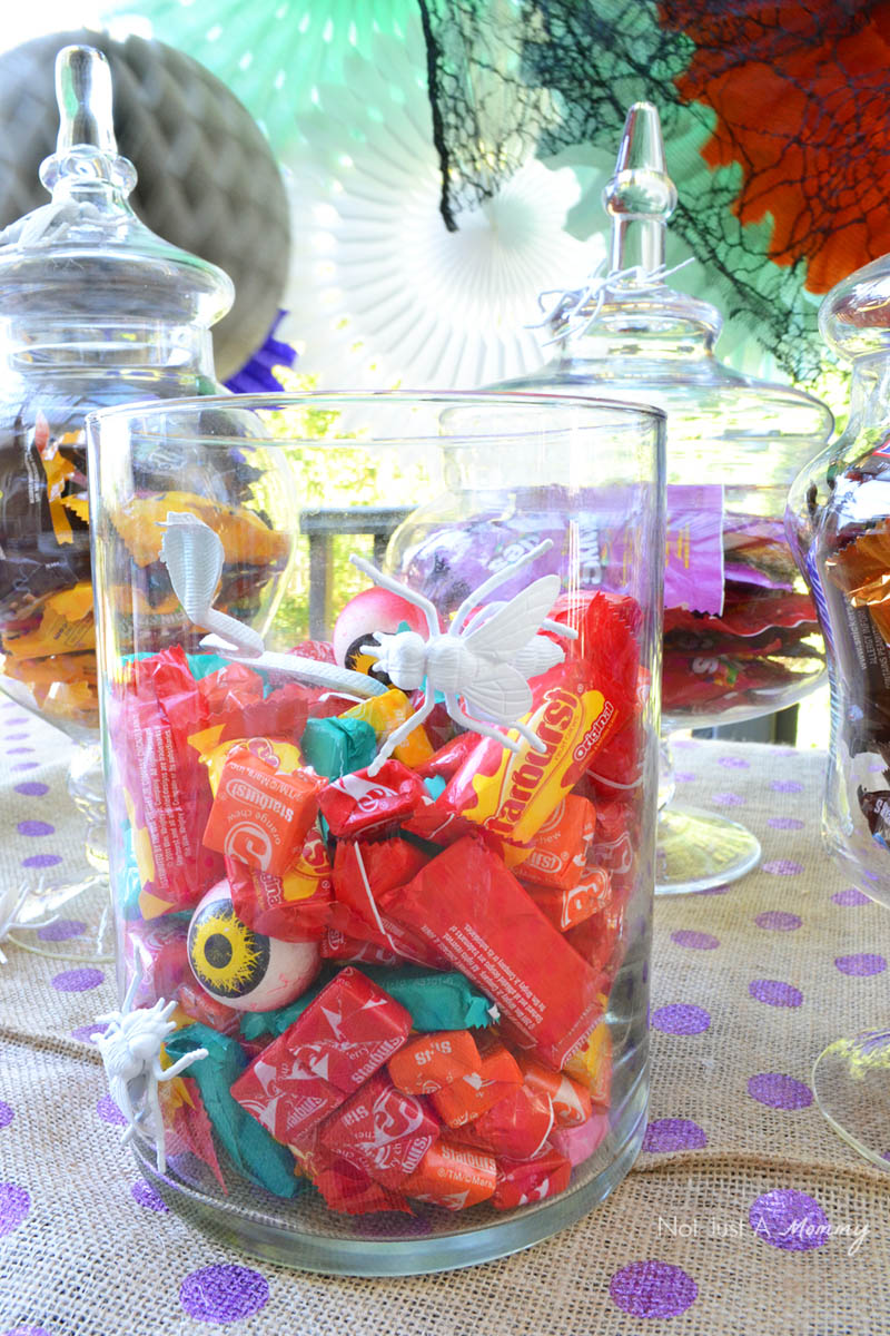 BOO It Forward Party candy jars