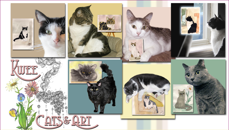 Kwee Cats and Art