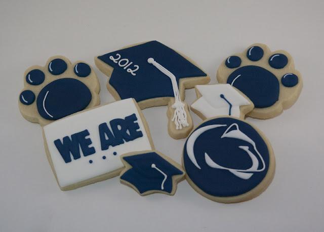 Penn State cookie