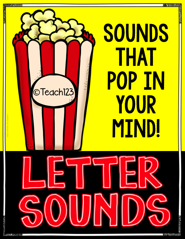 Editable Letter Sounds Program