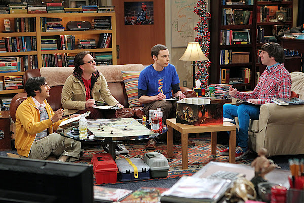 Watch The Big Bang Theory - S06E23 Online | The Big Bang Theory - S06E23 Poster