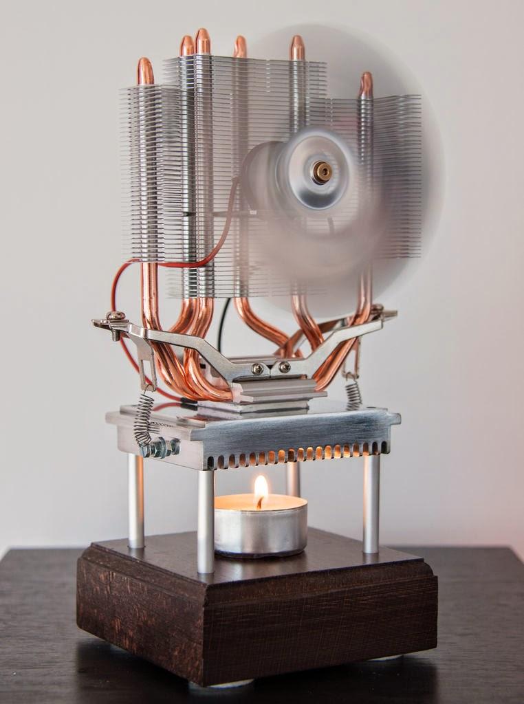 Peltier Module Reju Technology