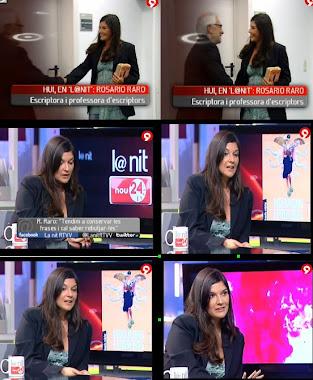 Entrevista en RTVV