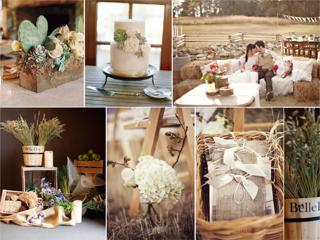Bodas y eventos per boda estilo r stico - Muebles para bodegas rusticas ...