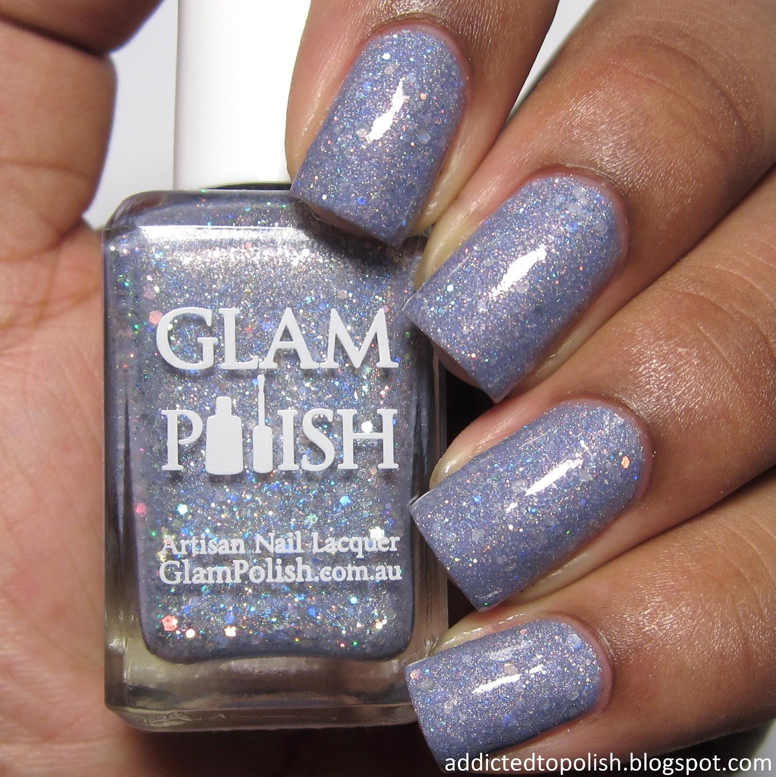 glam polish mesmerize