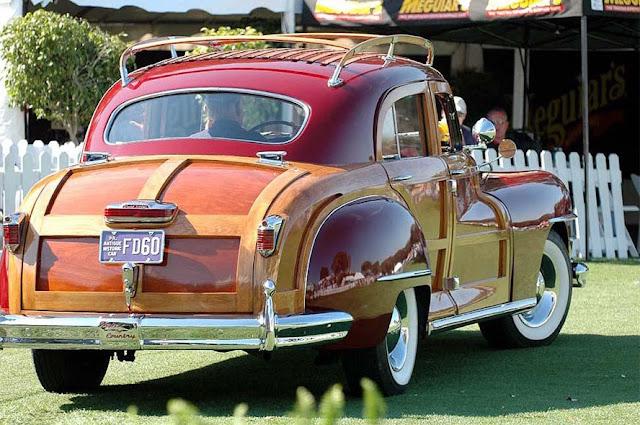 クライスラー・タウン&カントリー 初代 | Chrysler Town & Country (1941-50)