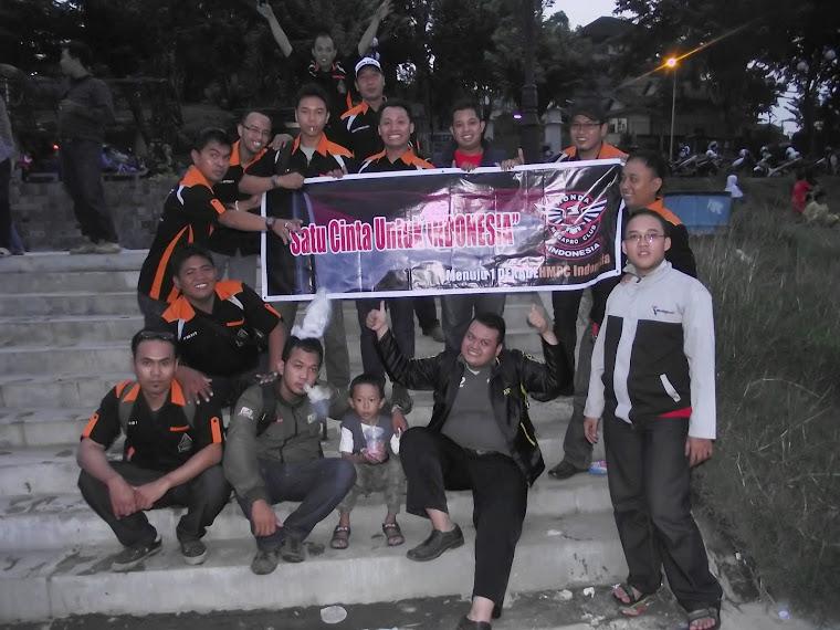 Rally Fun Wisata 1 Dekade HMPCI