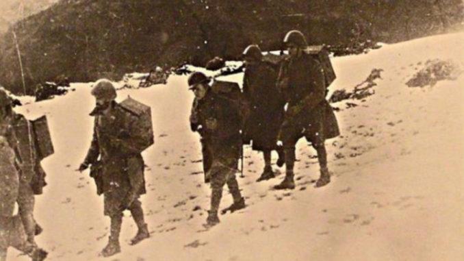 ΠΡΟΚΑΛΕΙ στέλεχος του ΣΥΡΙΖΑ: «ΜΥΘΟΣ»το αλβανικό έπος, απλή ΔΙΕΛΕΥΣΗ η εισβολή των Ιταλών