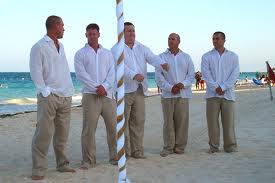 Linen Shirts For Men For Beach Wedding Photo Album - Fashion ...
