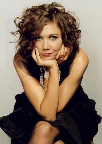 Maggie Gyllenhaal Short Curly Hair