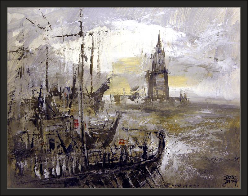 Ernest Descals.Artista Pintor: PINTURAS NAVALES-MARCO ANTONIO ...