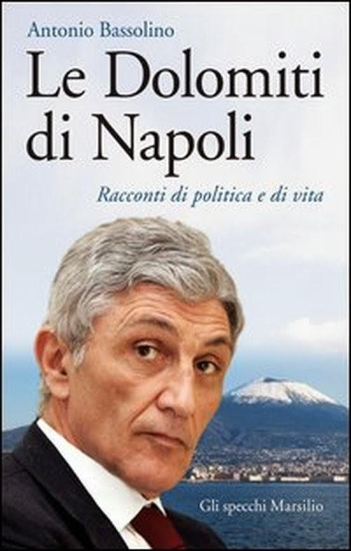 """""""LE DOLOMITI DI NAPOLI"""" DI ANTONIO BASSOLINO AL FELTRINELLI POINT MESSINA"""