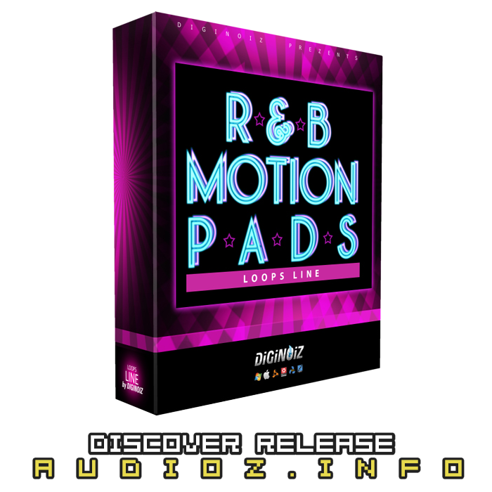 Diginoiz - R&B Motion Pads [MULTIFORMAT] screenshot