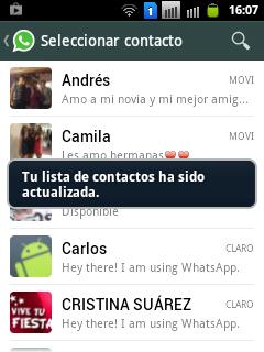 agregar amigos a whatsapp
