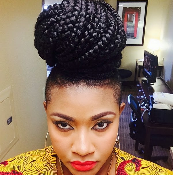 See more photos of Moses Efret and <b>Angela Okorie</b> below - angela%2Bokorie%2Bsancramento