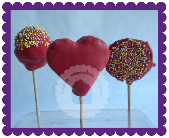 Happy cupcakes to you septiembre 2011 for Cobertura para cake pops