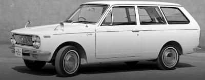 First Generation Toyota Corolla, 1966 Toyota Corolla