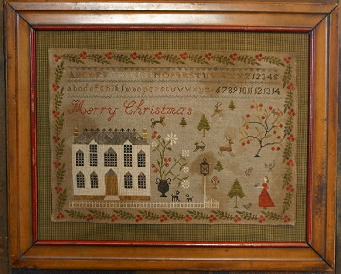 Christmas at Hollyberry Farm Sampler