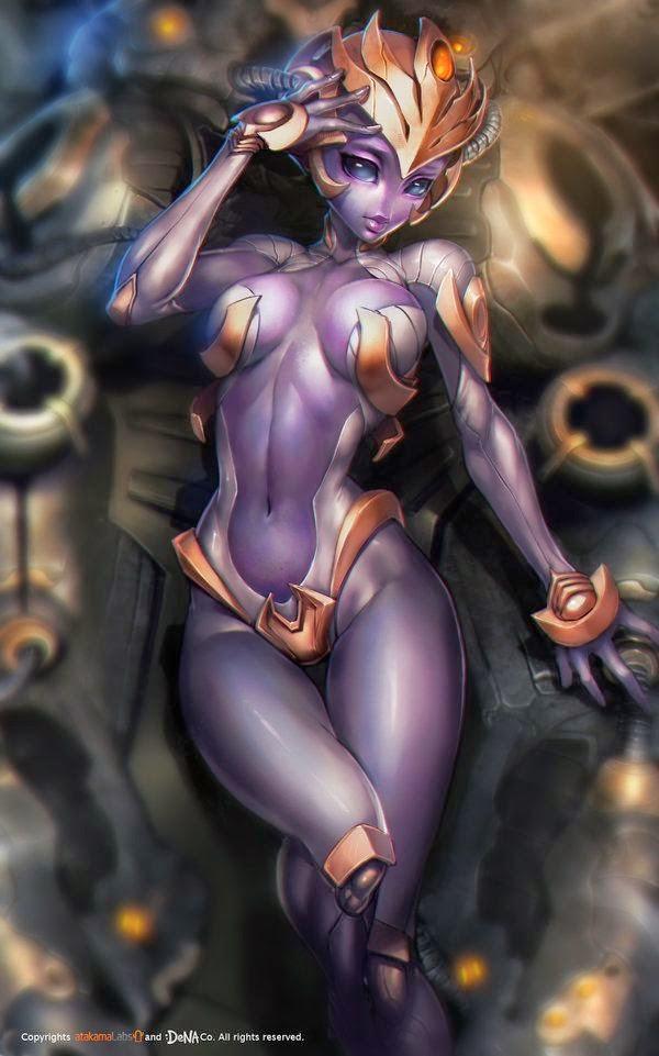 http://felsus.deviantart.com/art/Sexy-Alien-353945684