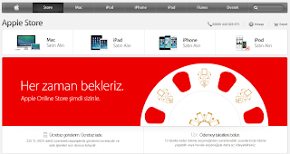 apple store turkey