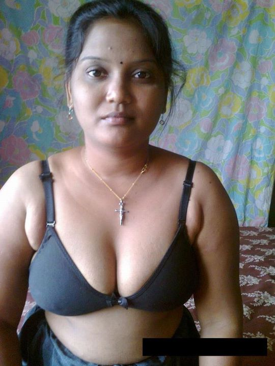 Indian Desi Aunty Bra
