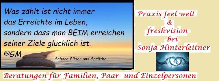 Praxis feel well & freshvision by Sonja Hinterleitner ,4400 Steyr