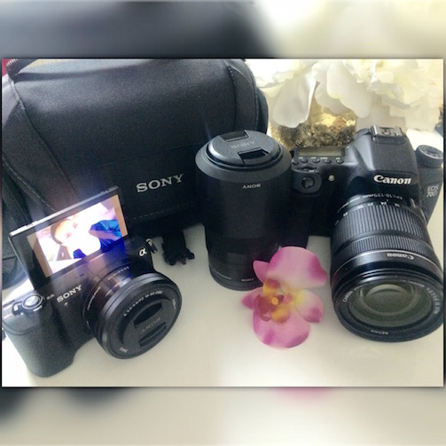 Sony-A5100-Pink-Orchid-Makeup