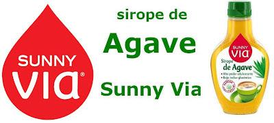 sirope de Agave Sunny Via