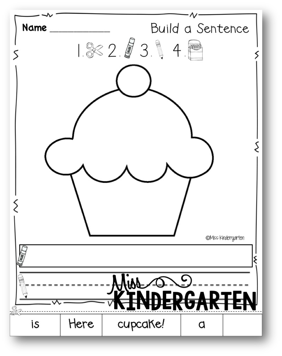 Worksheets For February : February activities miss kindergarten
