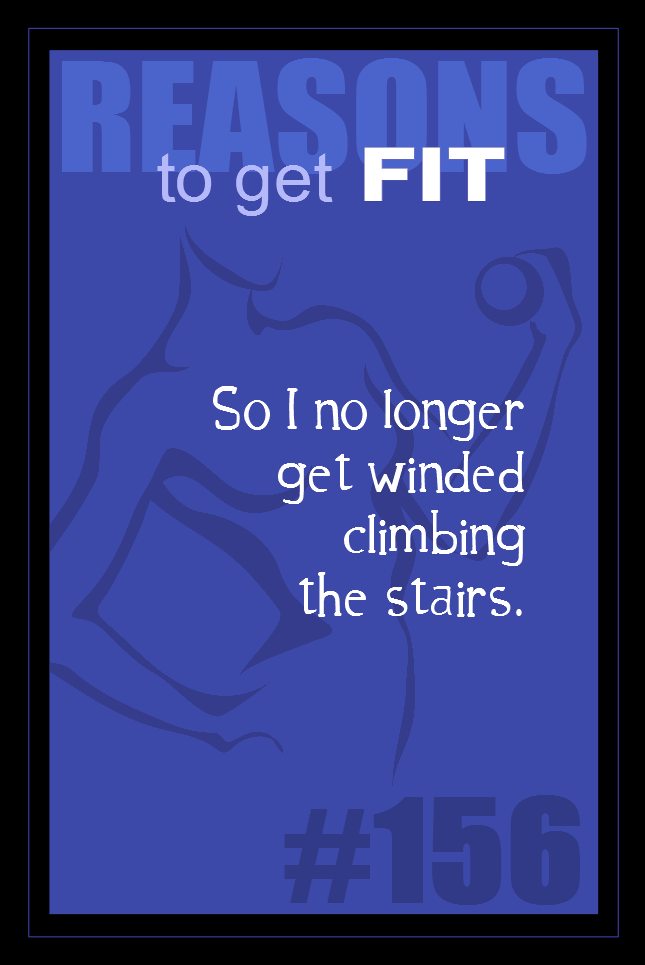 365 Reasons to Get Fit #156
