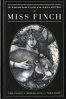 Cover of The Facts in the Case of the Departure of Miss Finch by Neil Gaiman, Michael Zulli and Todd Klein