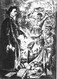 09 DE OUTUBRO DE 1861: LIVROS ESPÍRITAS QUEIMADOS