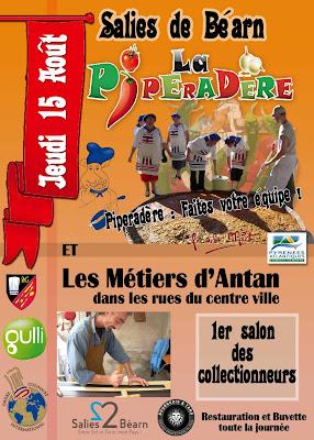 La Piperadère 2013 A Salies de Béarn