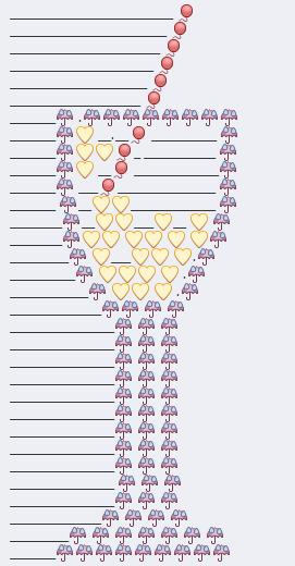 coctel vaso emoticones facebook comentar