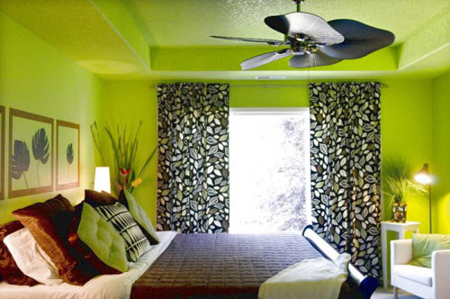 Color Schemes Ideas for Bedroom