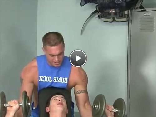 muscle hunk movies video