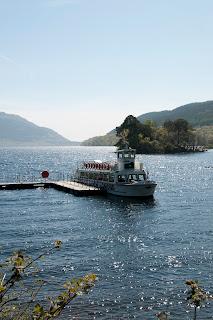 Inveruglas Loch Lomond Scotland