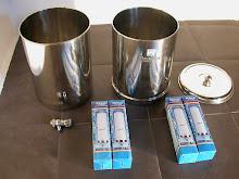 Kit 21 ltrs livré avec 2+2 bougies Céramiques