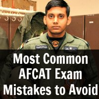 Most Common AFCAT Exam Mistakes to Avoid