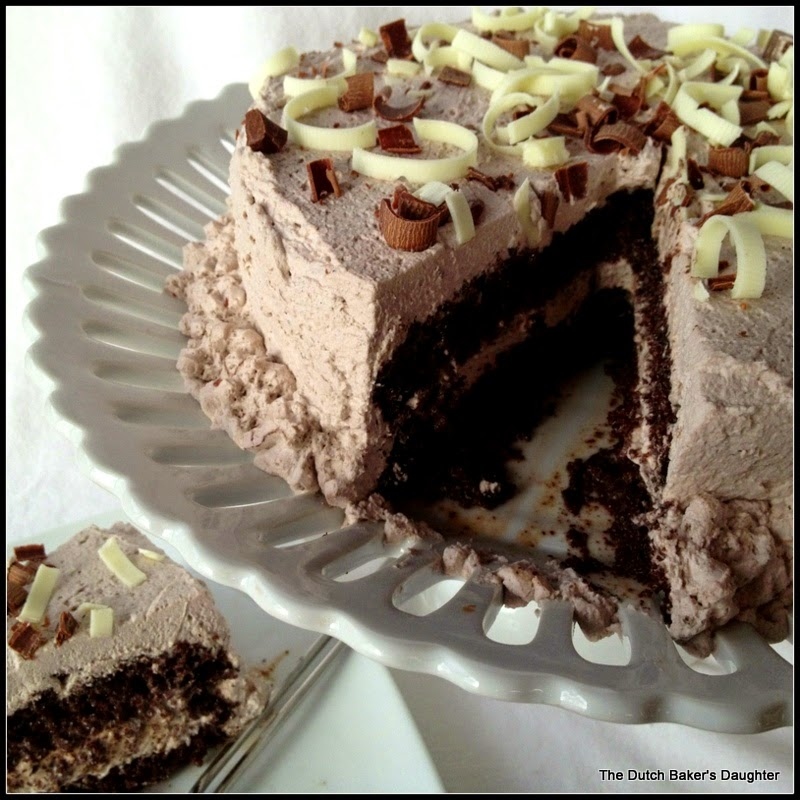 The Dutch Baker S Daughter Dark Chocolate Tres Leches Cake