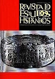 Revista de Estudios Hispánicos XXXIII/2, 2006 (Investigación)