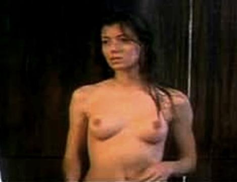 Mia Sara im Filmunterlauf