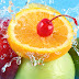 ¿Cuáles son las frutas con más agua?