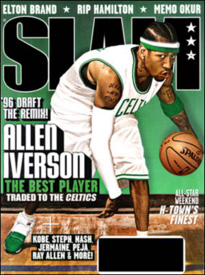 Allen Iverson wants to be a Celtic | CelticsLife.com - Boston Celtics