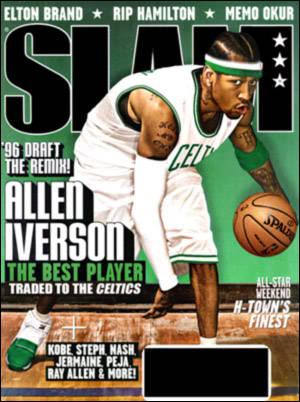 Allen Iverson wants to be a Celtic | CelticsLife.com - Boston Celtics