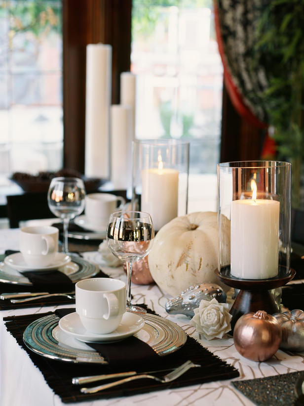 Happyroost thanksgiving table setting ideas Thanksgiving table