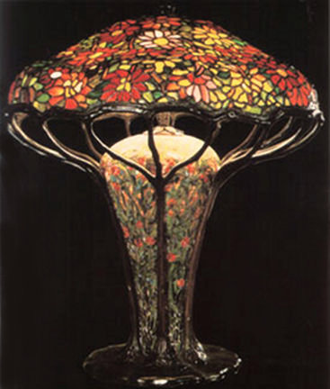 art and style lab: Artisti:Louis Comfort Tiffany pioniere dell'Art Nouveau